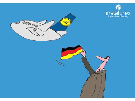 Bundesregierung beteiligt sich an Lufthansa