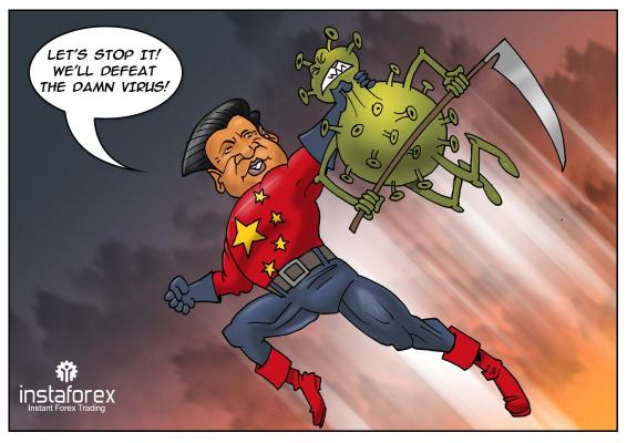 Čína vyčlení 2 miliardy dolárov na pomoc krajinám postihnutým koronavírusom