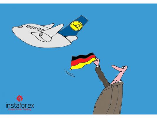 Německá vláda převezme podíl ve společnosti Lufthansa