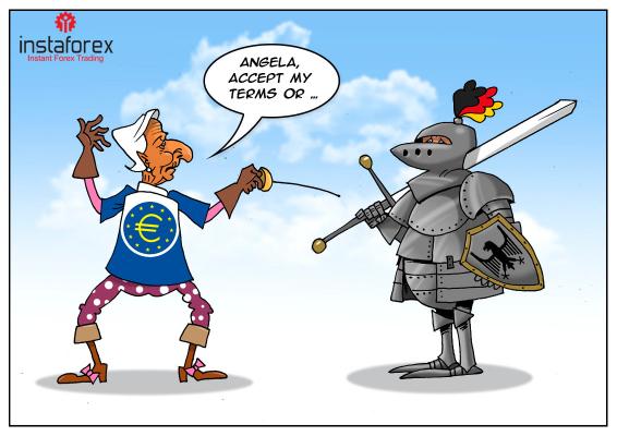 Bundesbank của Đức từ chối hỗ trợ quyết định kích thích kinh tế của ECB