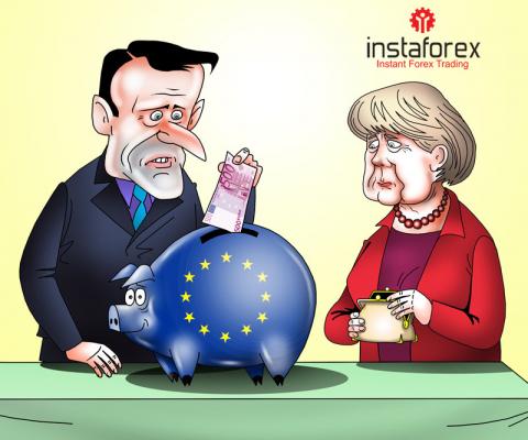 Đức và Pháp sẽ tạo quỹ cứu trợ trị giá 500 tỷ euro