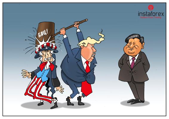Китай не может успокоиться и продолжает штурмовать Гонконг
