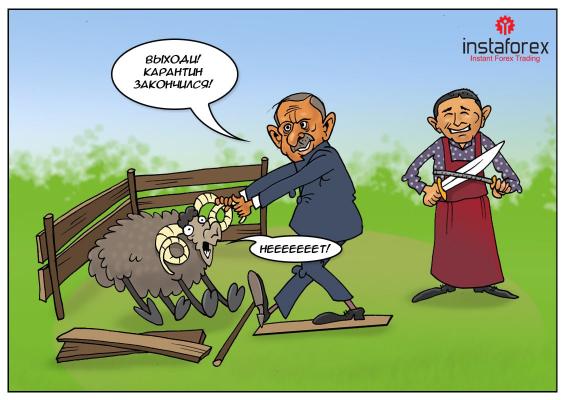 Турция: На статистику особо не глядим, просто отменяем карантин!