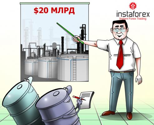 Китайское нефтяное возрождение: в КНР строится нефтехимический комплекс