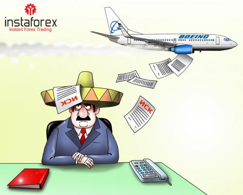 Суд из-за сорванной сделки: Boeing против Embraer