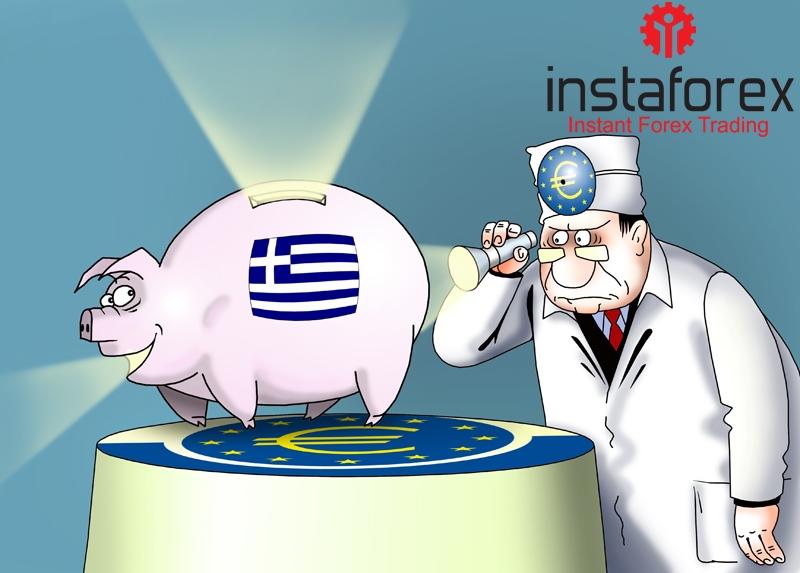 Европейский ЦБ отказался участвовать в прощении долга Греции