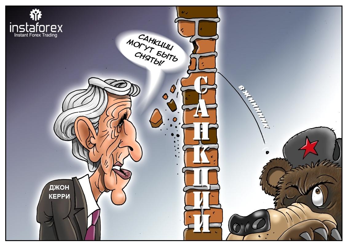 Америку можно прекрасно понять, сам смотришь на санкции — и хочется снять!