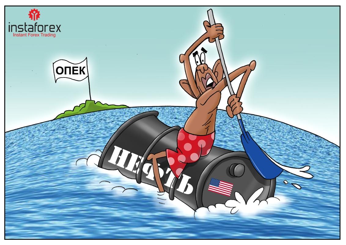 Американский выход на рынок: Нефть не кончится во век! Хватит даже на ОПЕК!