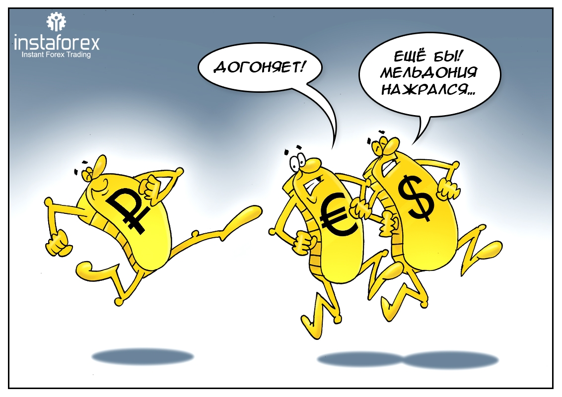 Пока все покупали доллар или фунт, рубль был признан почти лучшей из валют!