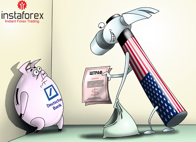 Американский регулятор оштрафовал Deutsche Bank на $37 млн