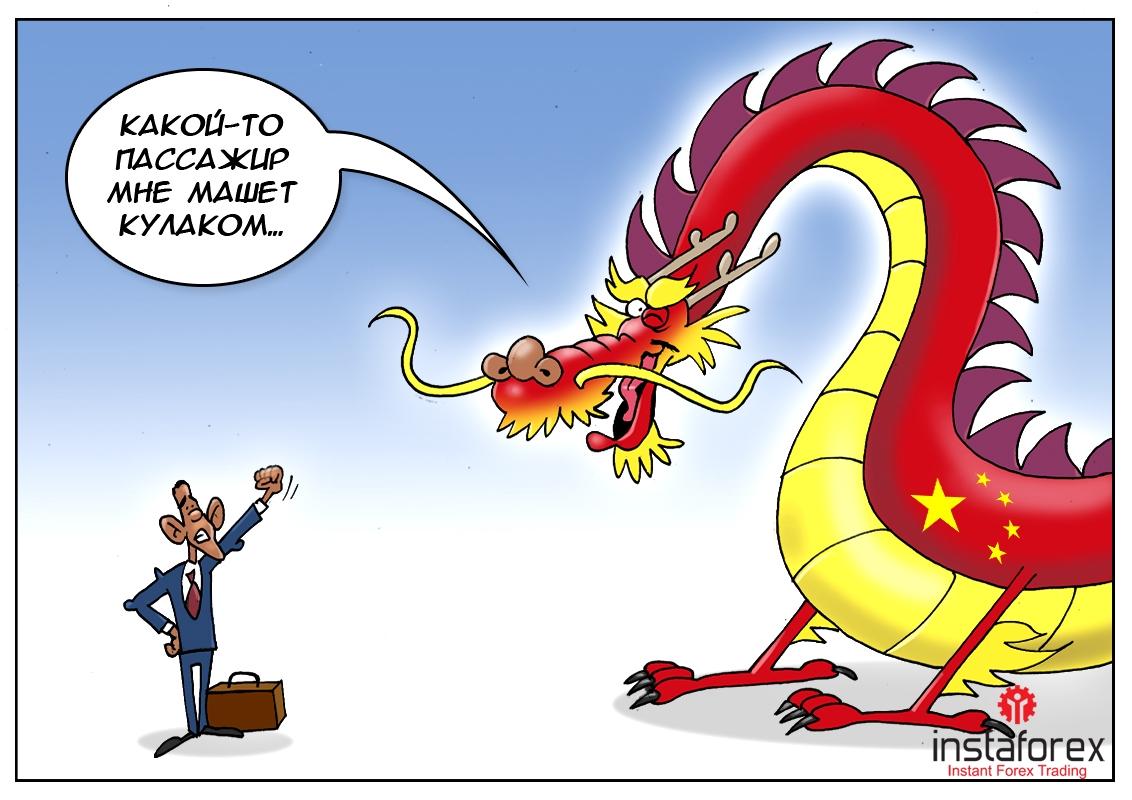 Барак Обама: Пускай Китай легко с деньгами расстается, но безопасность Родины не продается!