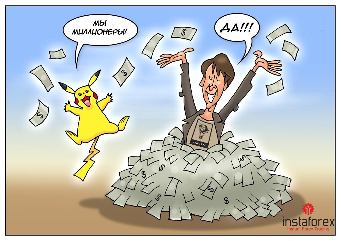 Покемон на миллион, или рекордная выручка в рекордные сроки!