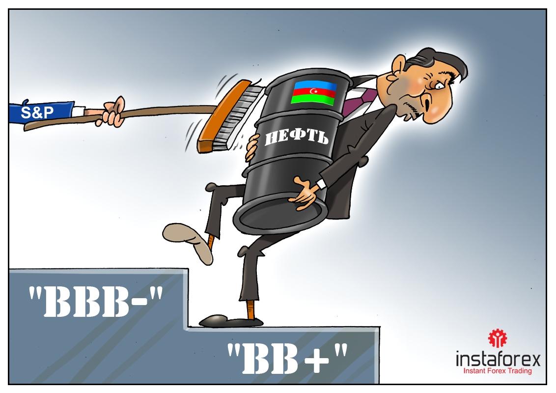 «Мусорный» рейтинг как очевидный минус в кредитной истории Азербайджана