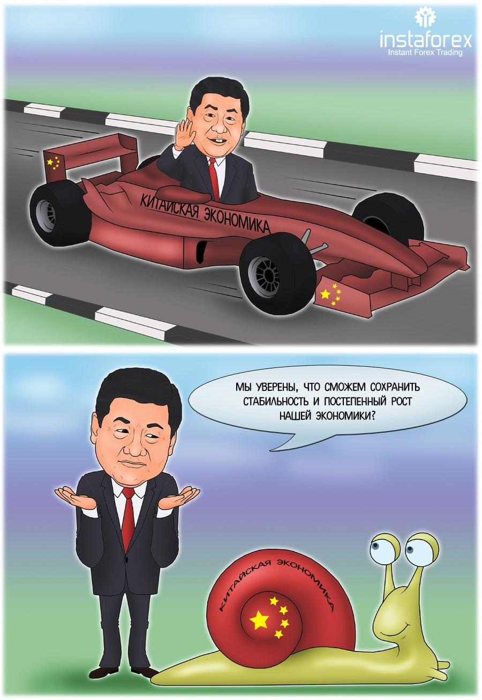 Си Цзиньпин рассказал о замедлении роста экономики Китая