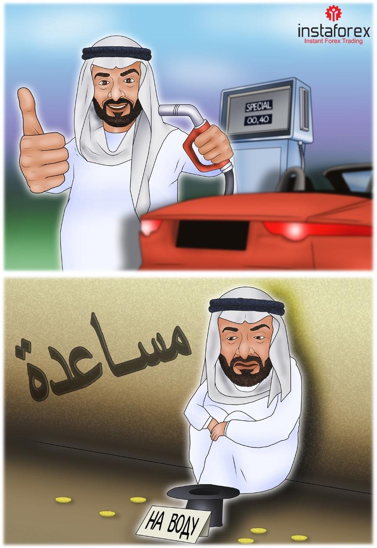 Вода в ОАЭ стала дороже бензина