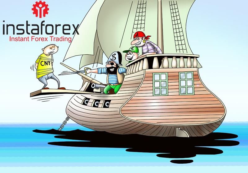 Юань стал меньше использоваться в международной торговле