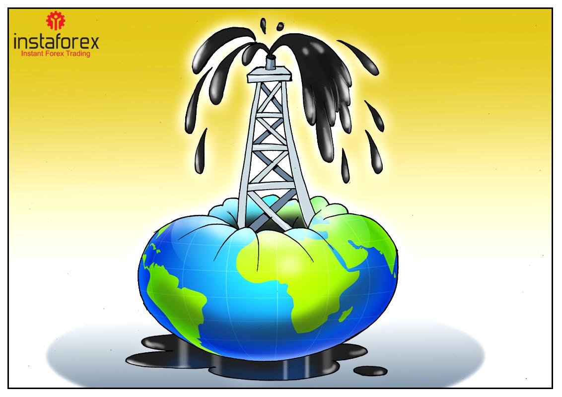 Объемы мировой добычи нефти, или очень много говорили и совсем не сократили…