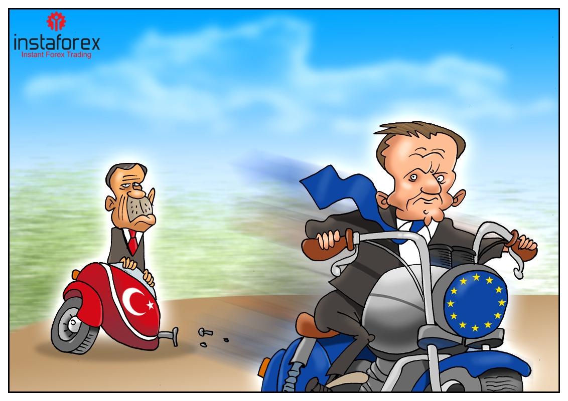 Мечты Турции: Вступая в ряды Евросоюза, перед лицом своих товарищей торжественно клянусь!