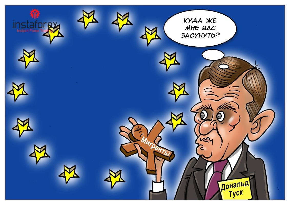 Мы поставим столбы, мы закроем границы, мы развалим Шенген, но кризис здесь — не случится!