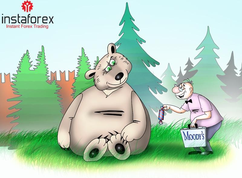 Moody's повысило рейтинг России до спекулятивного уровня