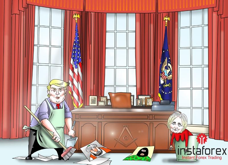 Избранный президент США отменит 70% указов Барака Обамы