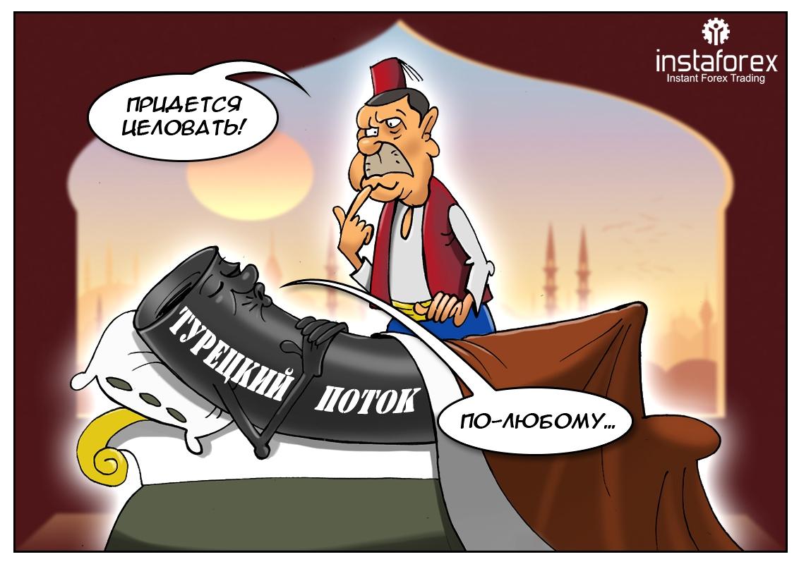Проекты, бизнес, капитал... Турецкий берег снова родным стал!