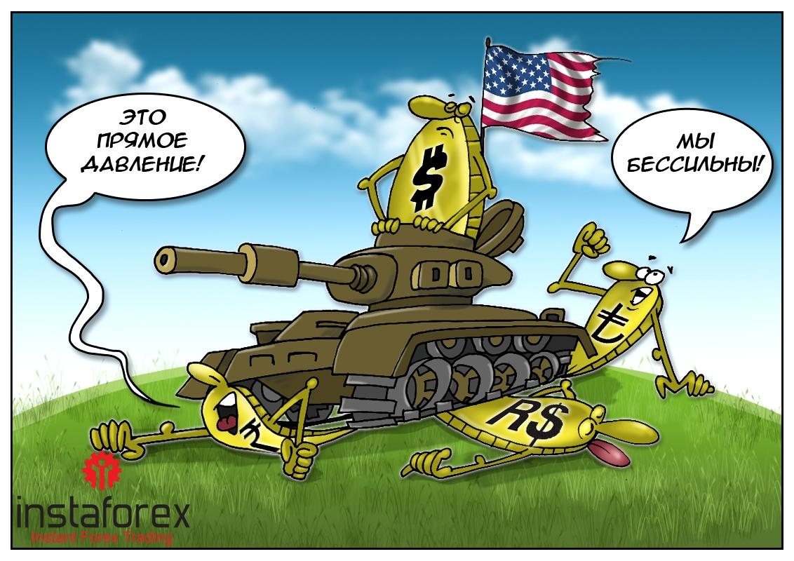 Американский доллар: Властелин валют — или путешествие к историческим максимумам!