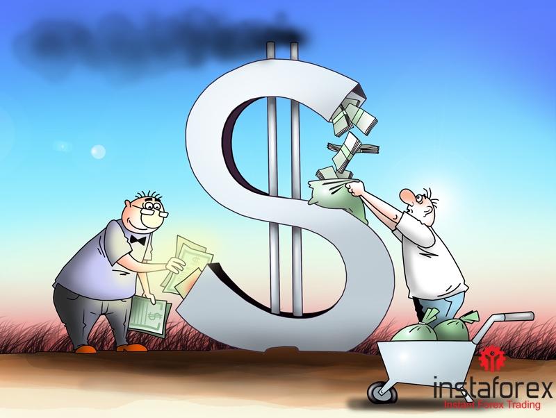 Капиталы миллиардеров активно обналичиваются