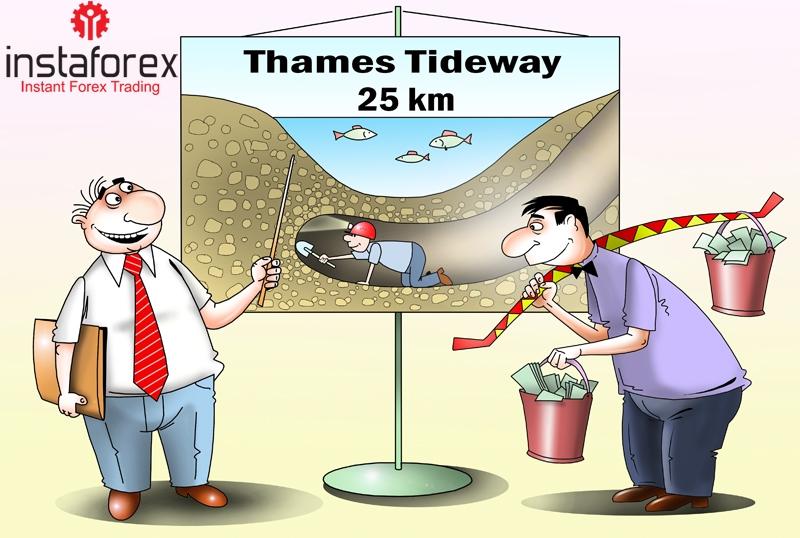 Британия выделит $634 млрд на развитие инфраструктуры