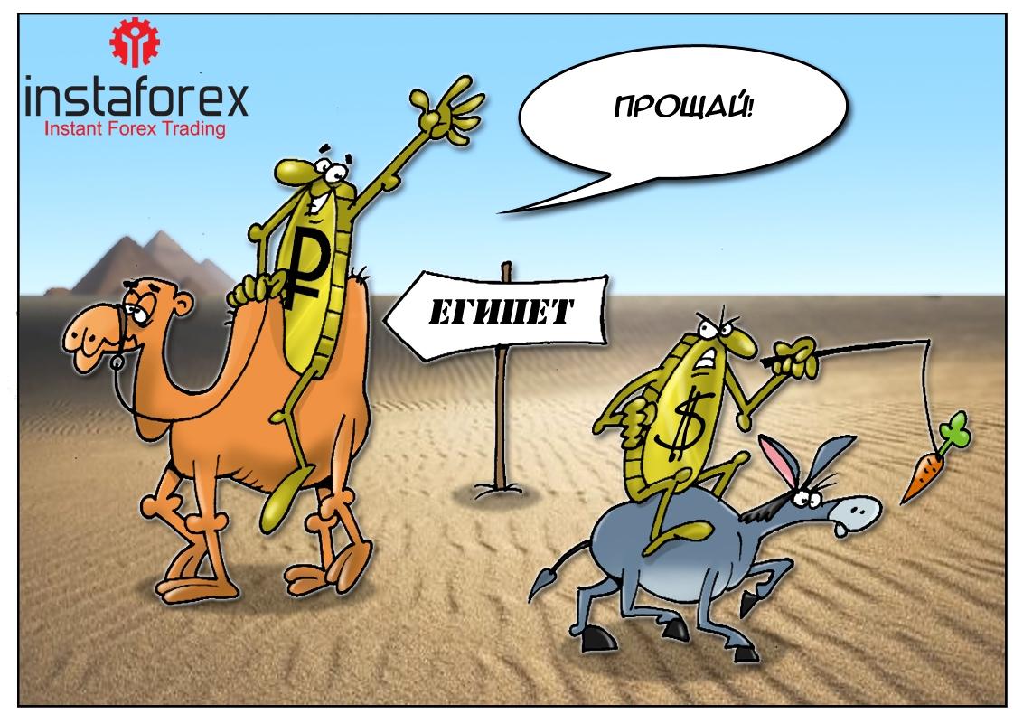 Курорты Египта: новая система «Все включено» включает и взаиморасчеты в рублях!