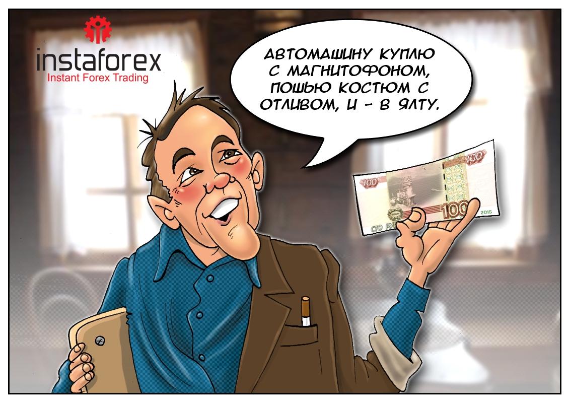 Планы Центробанка: Новые деньги печатай скорее, а то мало что купишь на сто рублей!