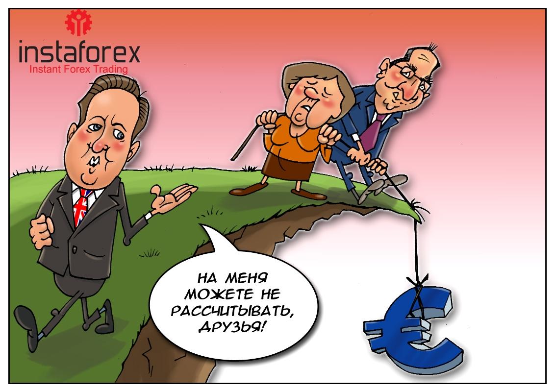 Великобритания, где на сердце тяжелым грузом лежат отношения с Евросоюзом