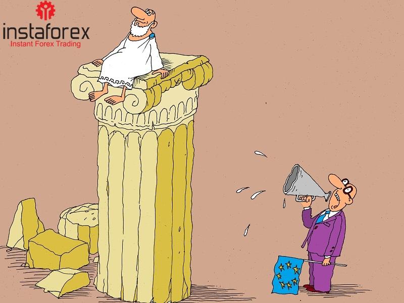 Греция снова погрузилась в рецессию