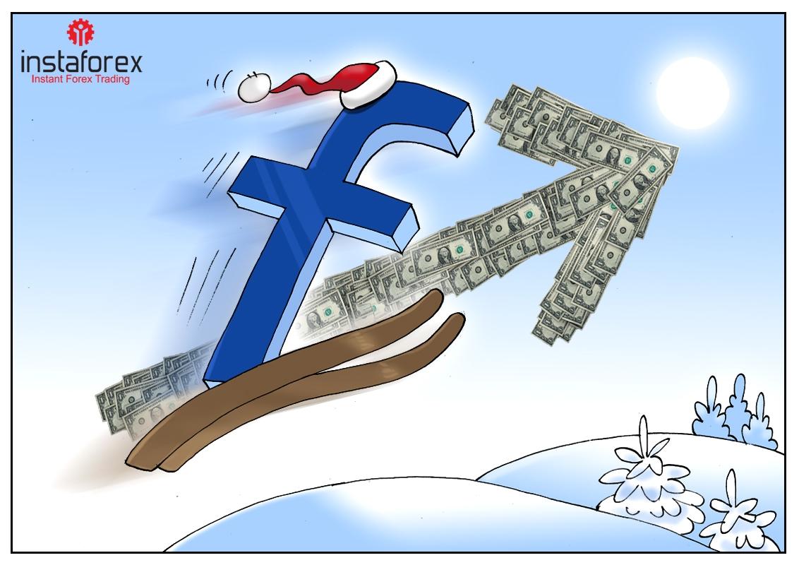 Пока все носятся с нефтью, как дети, доход получают социальные сети!