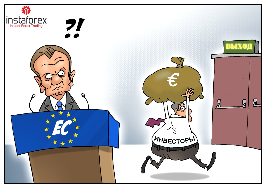 Уходящий год оказался не лучшим для евро, и следующий также потреплет нервы
