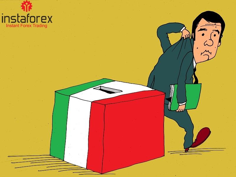 Маттео Ренци уходит с поста премьера Италии