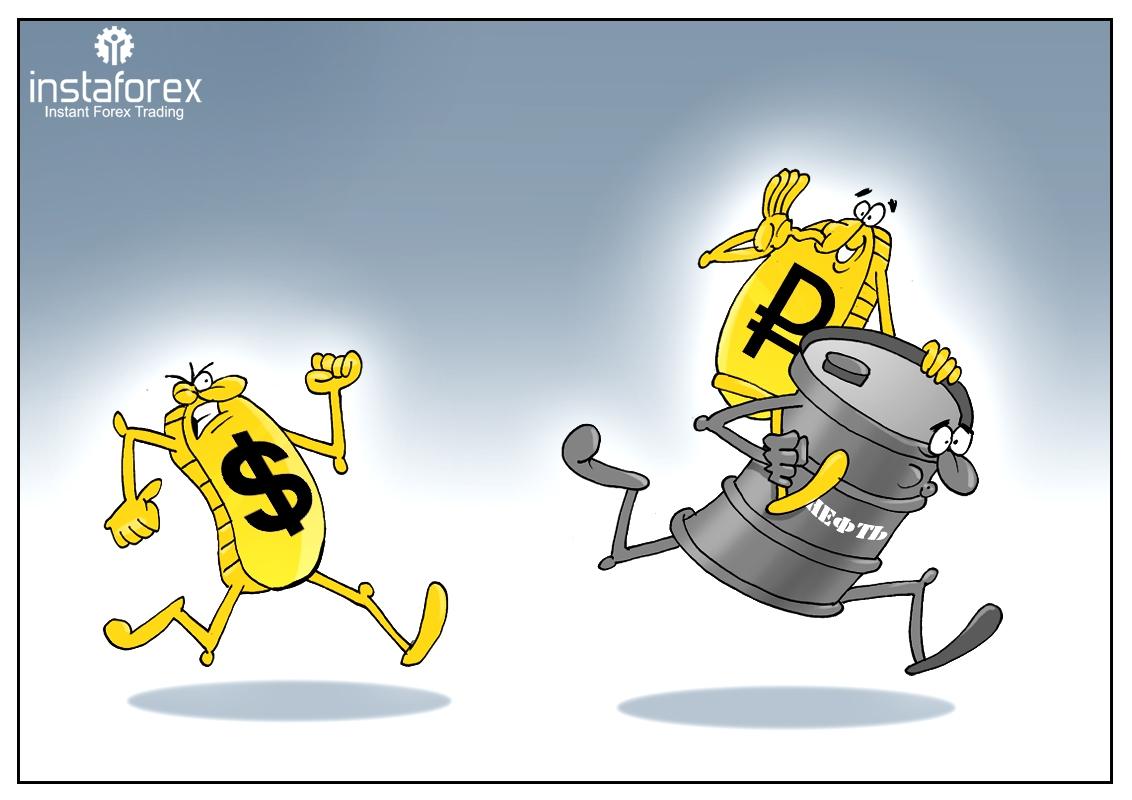 Падает доллар — рубль растет! Пусть будет так, а не наоборот!