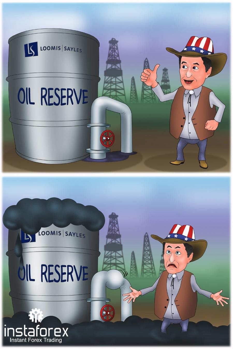 В мире растет проблема хранения нефти