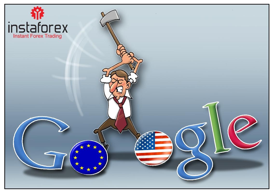 Европейский парламент: Делим Google по-честному или поровну?