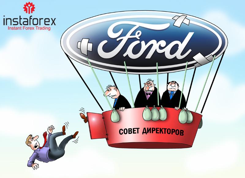 Глава Ford Марк Филдс уходит в отставку