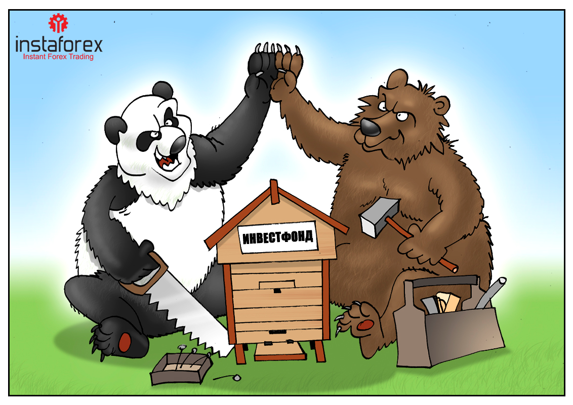 Друг лишнего не спросит, денежек подбросит! Вот, что значит наш китайский верный друг!
