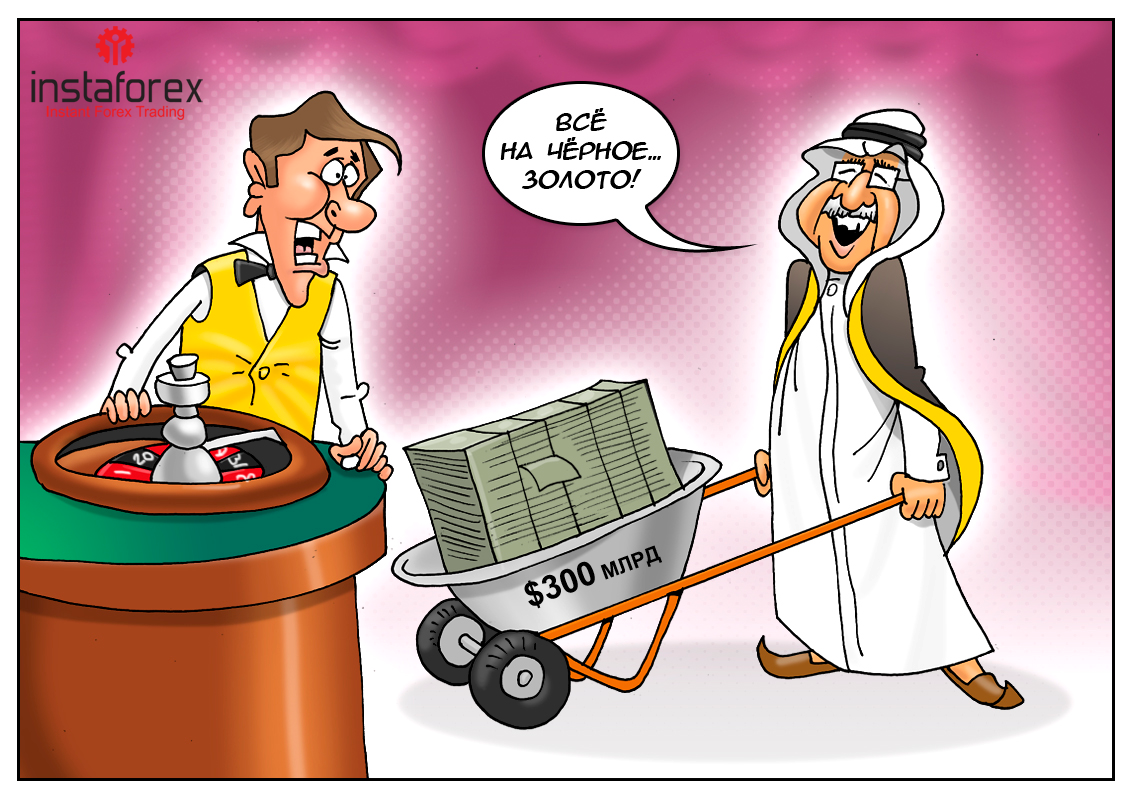 Накачаем нефти – будем жить без бед! Только не всё сразу, а через 10 лет!