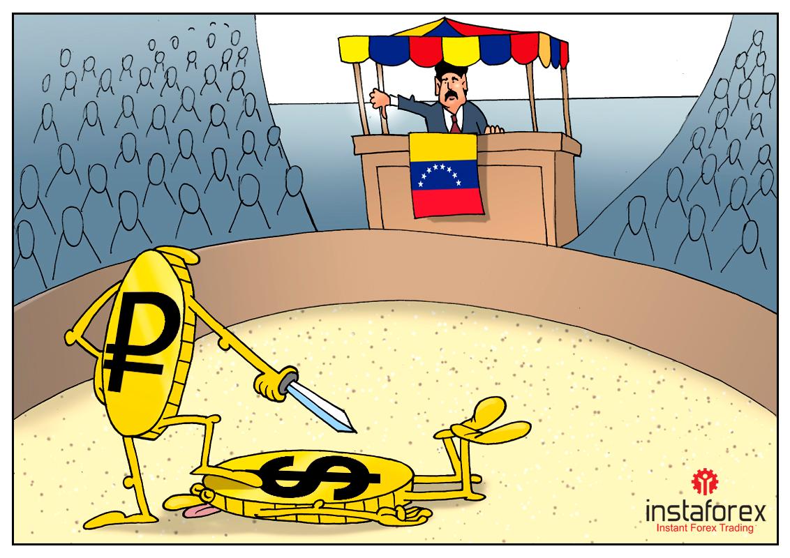 Венесуэлу беспорядками накрыло, а президент создаст альтернативу