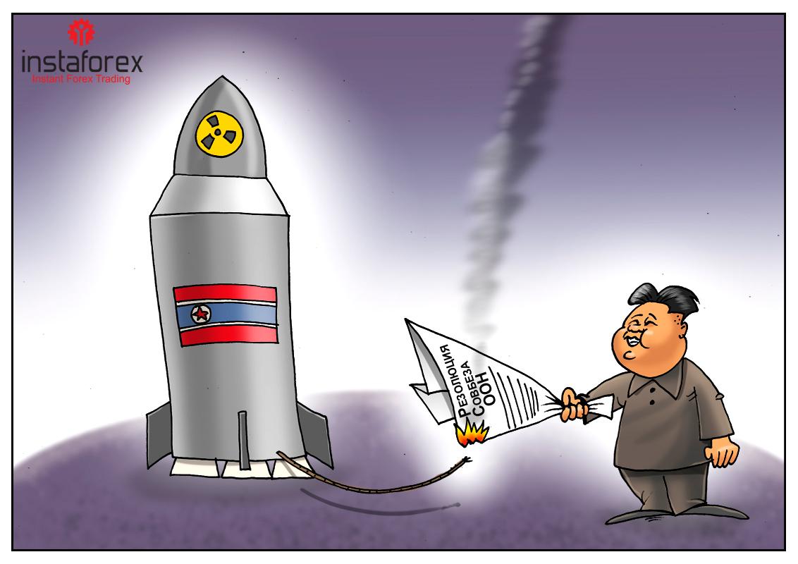 Китай остался без текстиля: Совбез ООН ввел новые санкции против КНДР