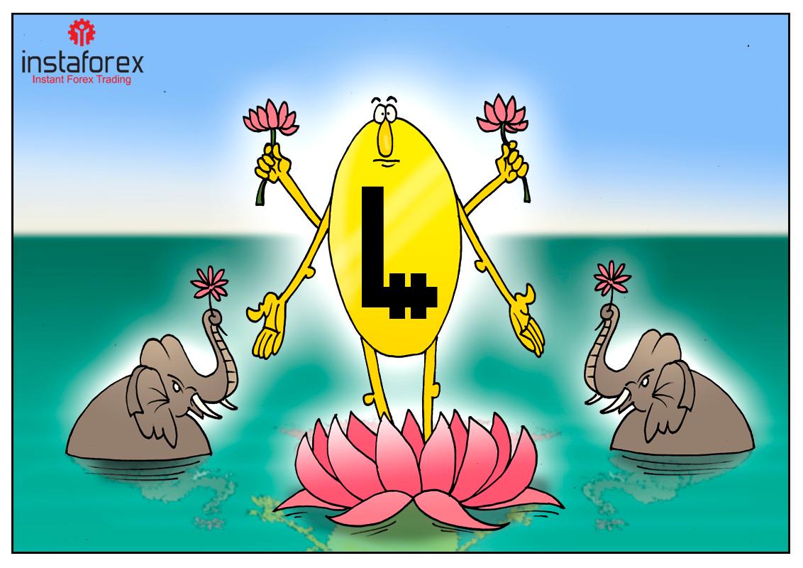 Индия может выпустить собственную криптовалюту