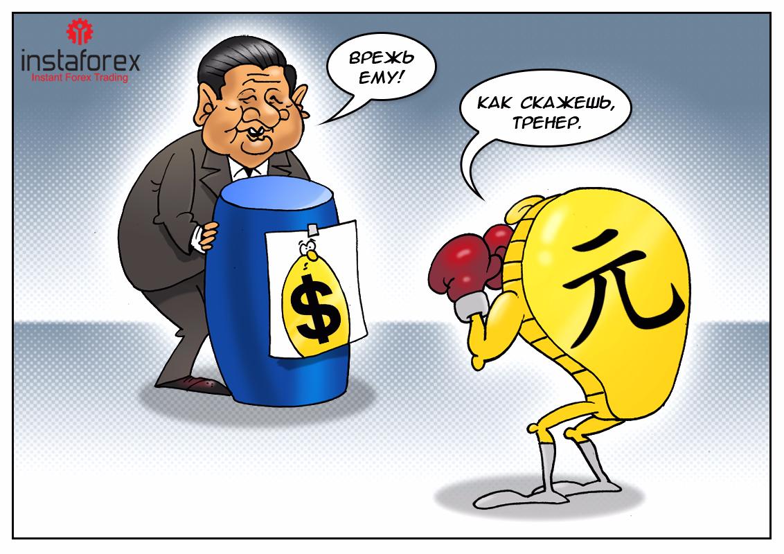 Доллар сдает позиции, или стремительное восхождение юаня