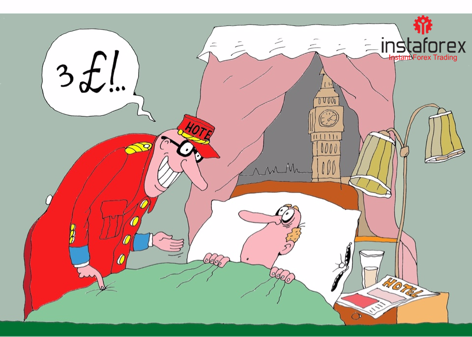 Лондон вводит налог для туристов