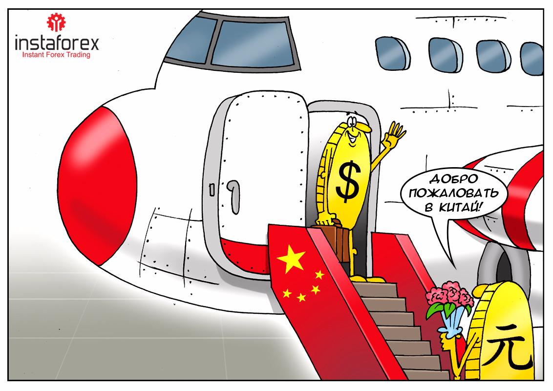 Серьезная подготовка к колебаниям курса, или попытка понять, куда пойдет юань