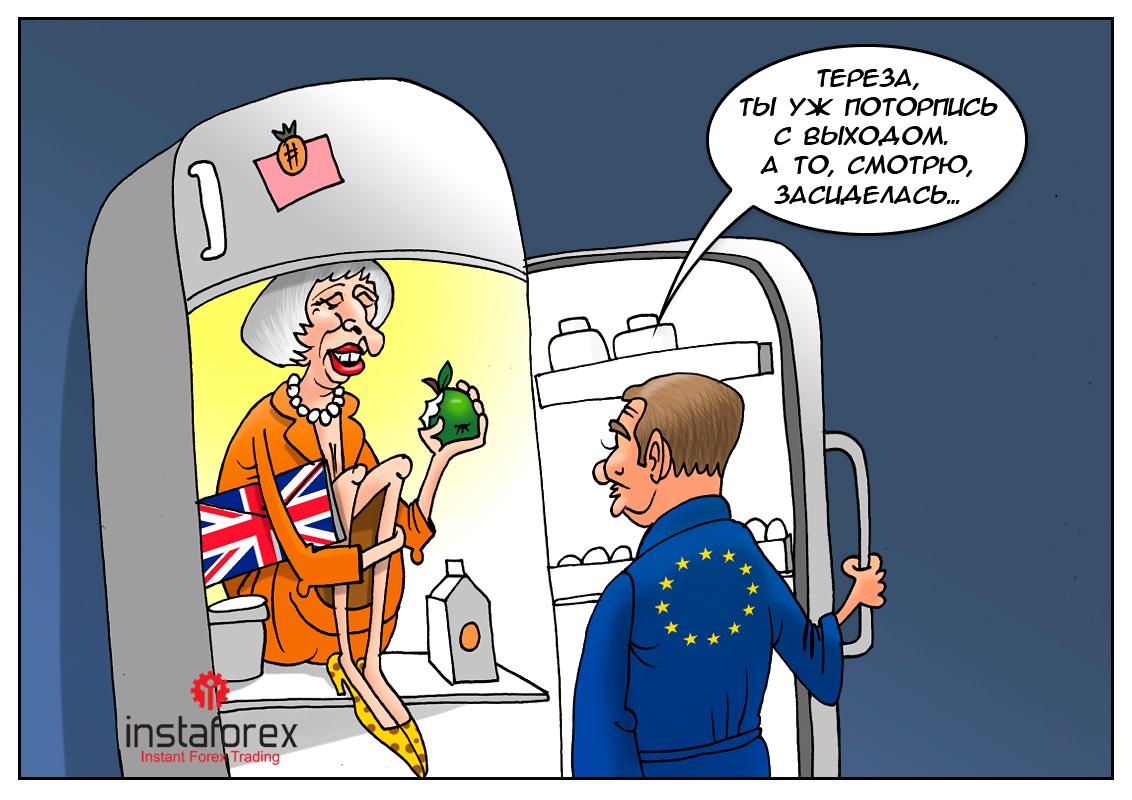 «Brexit унылый и скучный процесс», - так нынче считают в столице ЕС