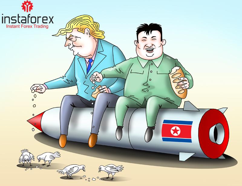 अमेरिका और उत्तरी कोरिया ऐतिहासिक शिखर सम्मेलन में मिले